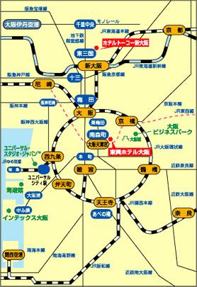大阪地图_大阪地图下载